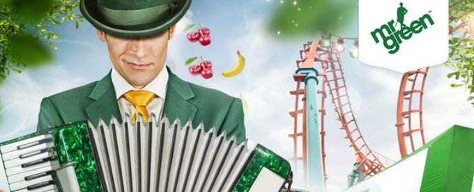 Get Free Spins at Mr Green Casino