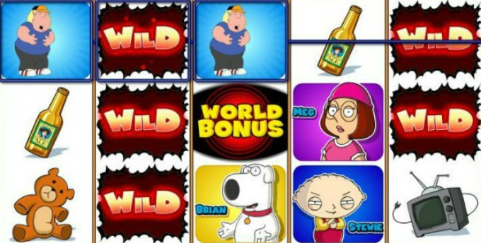 Family Guy Slots - Play The Family Guy Slot Game for Free