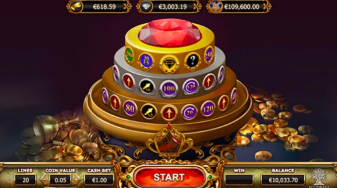 Empire Fortune - Casumo online casino