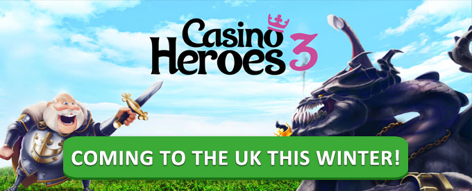 Casino Heroes UK - coming soon