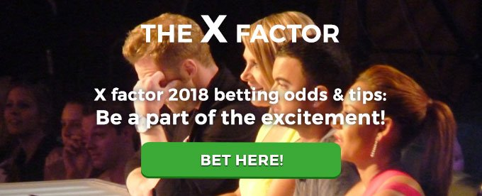 Click here to bet on the X factor!